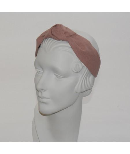 Blush Linen Harlow Headband