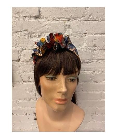 Prospect Park Liberty Print Ruffle Headband