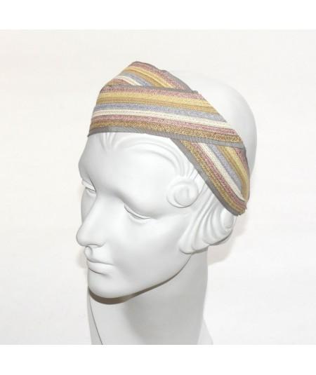 Pastel Deco Headpiece