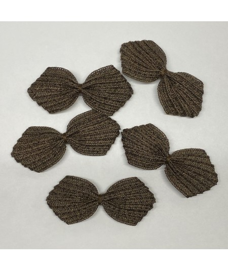 Brown with Brown Stitch