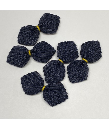 Navy with Yellow Stitch
