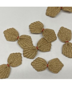 Wheat with Red Stitch
