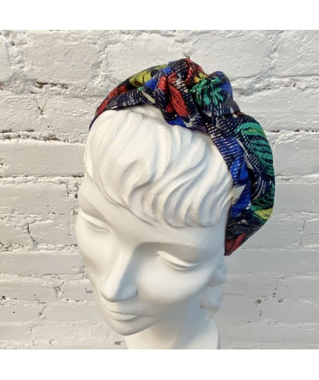 Flower Print Blair Headband