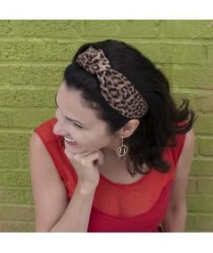 LEOP33 Leopard View 1 headband