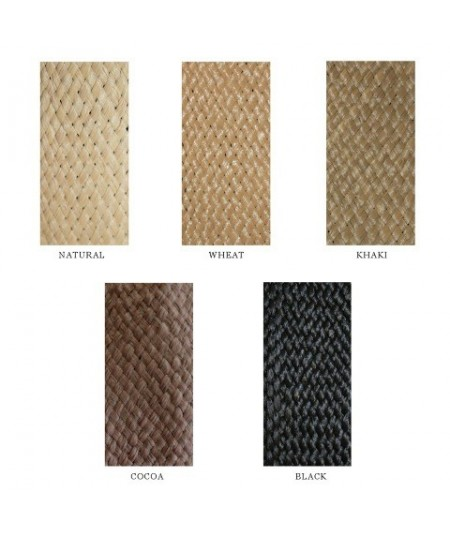 Raffia Color Options
