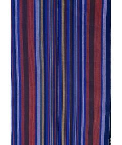 Dark Multi Cotton Stripe