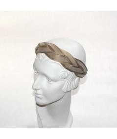 Sable Horse Hair Braided Headband