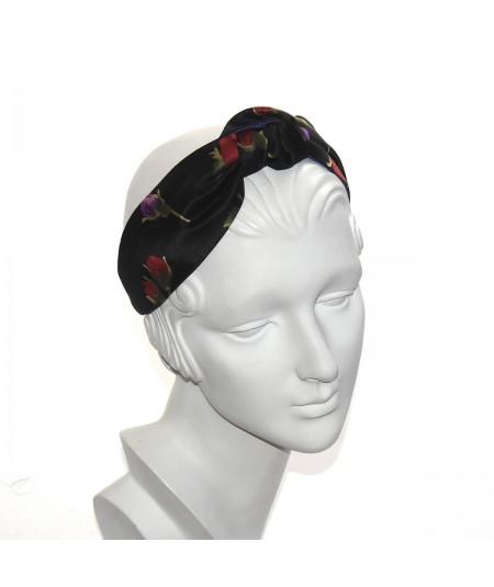 Silk Print Blair Turban Headband