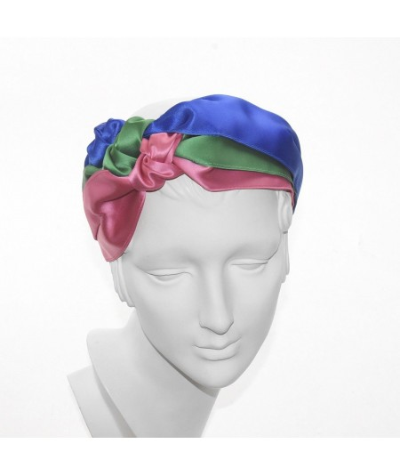 Paradise Turban Headband by Jennifer Ouellette