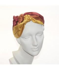 Sunset Turban Headband by Jennifer Ouellette