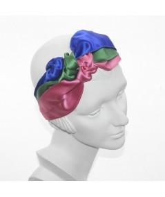 Paradise Turban Headband by Jennifer Ouellette