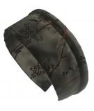 Chinese Silk Brocade Headbands by Jennifer Ouellette