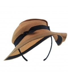 ht225-parasisol-pleated-boater-headpiece