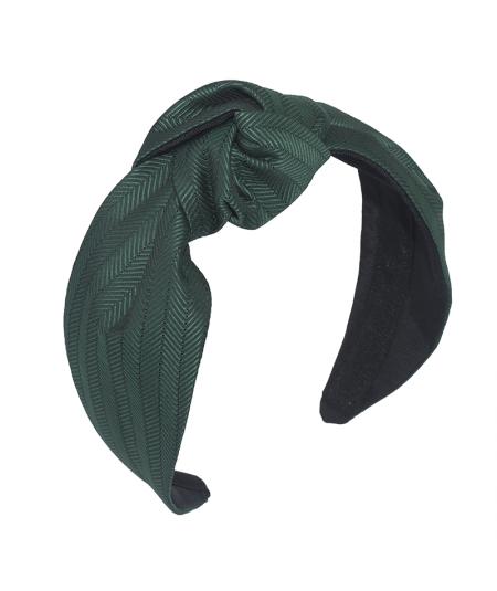 Herringbone Blair Turban Headband