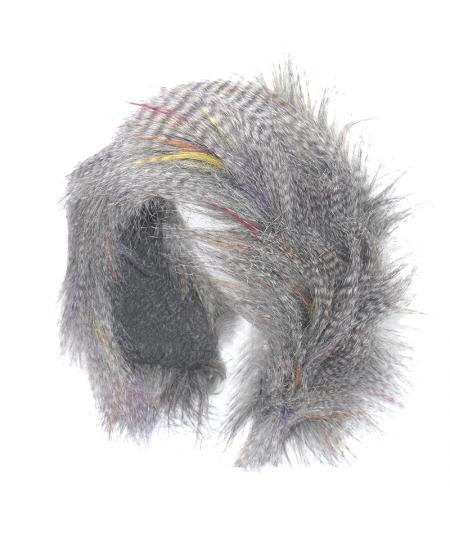 Multi Animal Print Faux Fur Earmuff