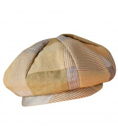 echn-recycled-patchwork-newsboy-cap