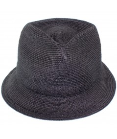 Classic Soft Natural Straw Fedora