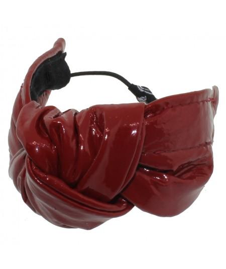 py301-patent-leather-knot-pony-and-bracelet