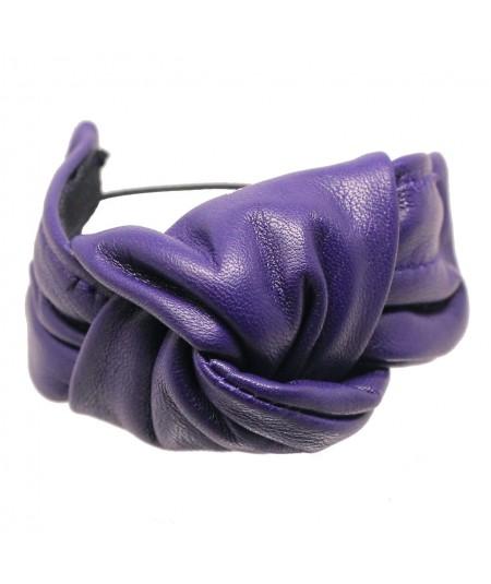 Leather Bracelet or Ponytail Holder by Jennifer Ouellette