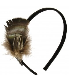 ftsk6-feather-trimmed-velvet-skinny-headband