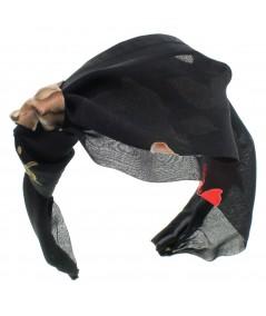 Bow Headband by Jennifer Ouellette