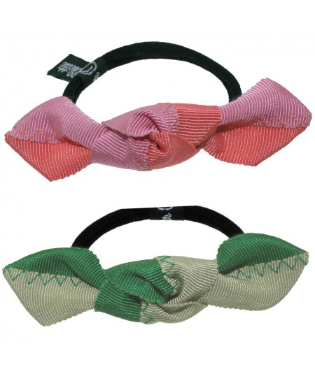 py335-two-tone-vintage-grosgrain-small-knot-pony
