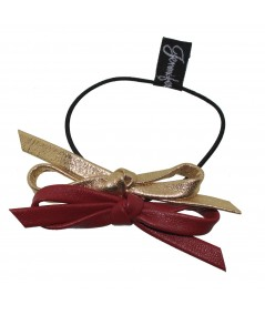py354-two-colors-double-leather-bow-pony