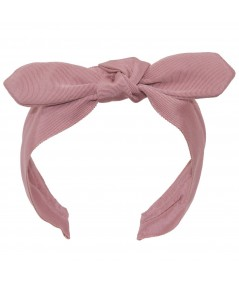 Old Rose Grosgrain Center Riverter Headband