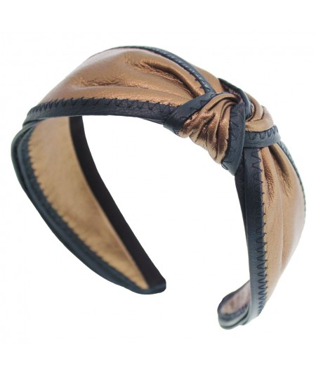 l11b-norma-leather-side-wrap-contrast-bind-turban-headband
