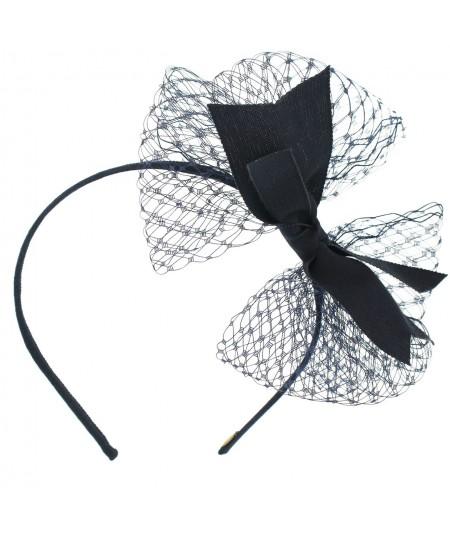 side-veil-bow-grosgrain-headband