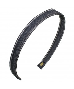 dmn-denim-ribbon-basic-skinny-headband