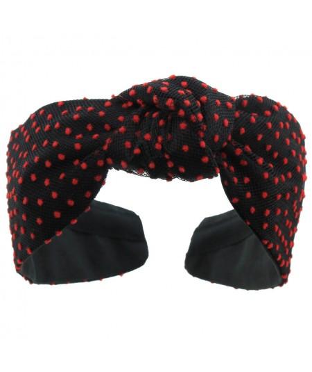 dotted-tulle-center-knot-turban-headband