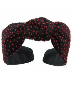 dotted-tulle-center-knot-turban-headband