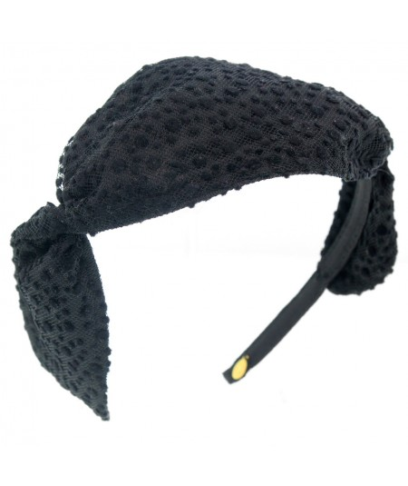 dotted-tulle-twisted-headband