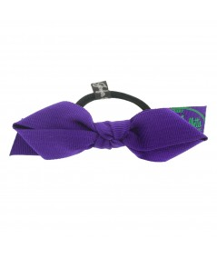 Stamped Grosgrain Bow Pony by Jennifer Ouellette
