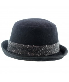 m26-small-brimmed-boucle-fabric-hat