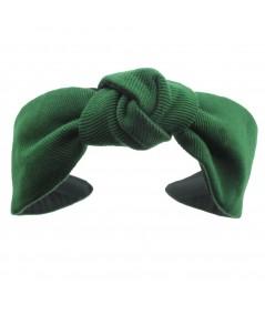 Kelly Cotton Twill Harlow Turban Headband
