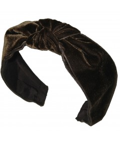 Women's Bernadette Velvet Winter Turban Headband