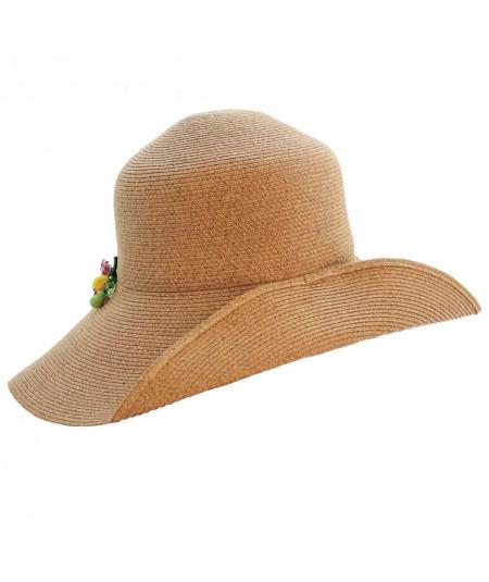 Sun Hat by Jennifer Ouellette