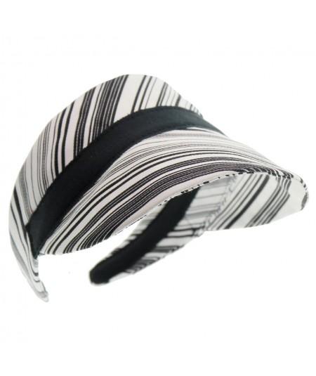 cv01-cotton-visor-with-grosgrain-band