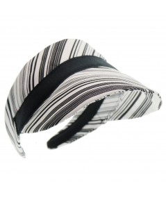cv01-cotton-visor-with-grosgrain-band