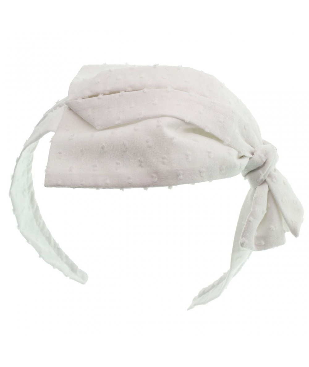 ct40-cotton-swiss-dotted-side-pleat-headband