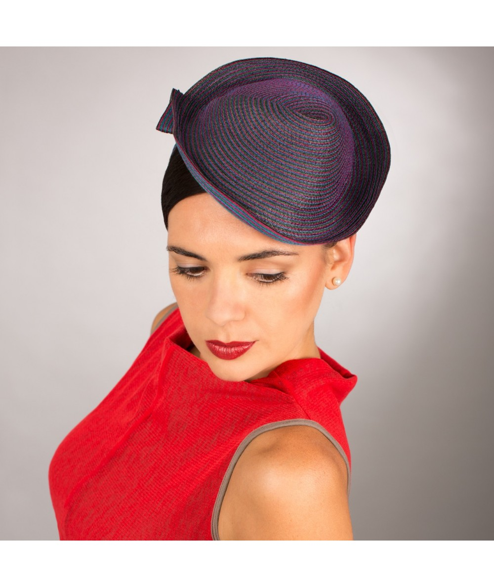 Fascinator Pillbox by Jennifer Ouellette