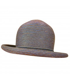 ht456-mens-wide-brim-color-stitch-bowler-hat