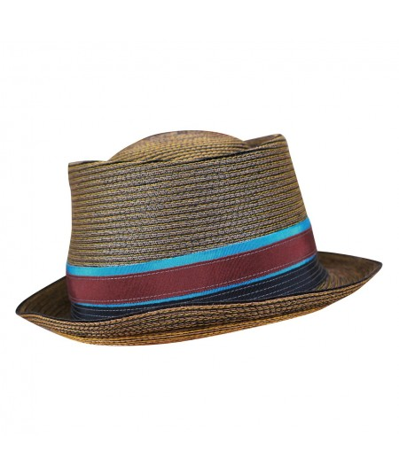 ht463-mens-color-stitch-hat-with-grosgrain-stripe-band