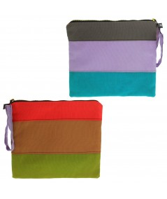 Grosgrain Ribbon Pouch
