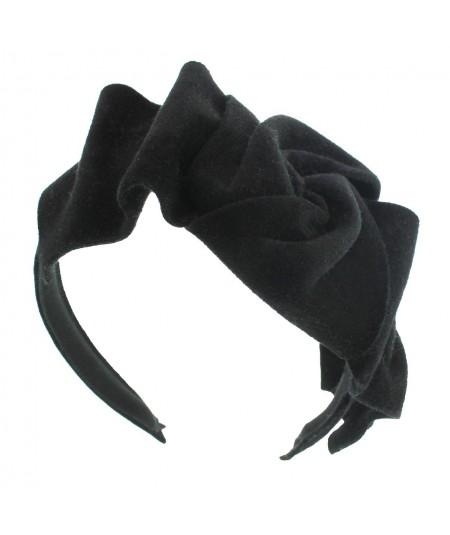 velour-felt-rose-knot-headband