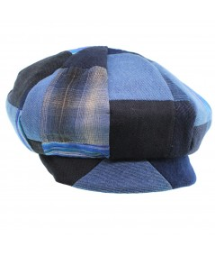recylced-denim -cap