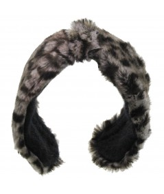 ff29-faux-fur-animal-print-earmuffs-with-center-knot