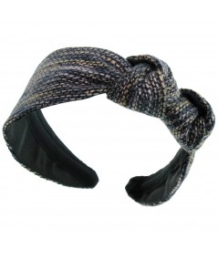 tw55-tweed-side-double-knot-turban-headband